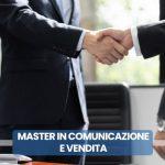Master In Comunicazione e Vendita
