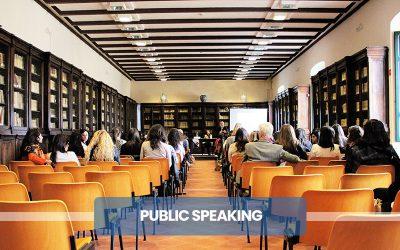 Master in Public Speaking