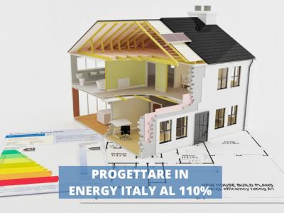 """Master """"Progettare in Energy Italy con il 110%"""""""